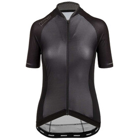 Bioracer Sprinter SS Jersey Cold Black Light Women, black